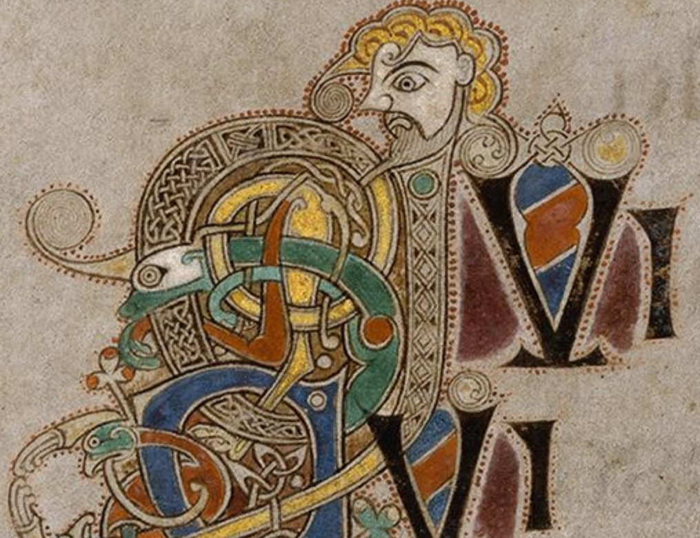 Free Online Course On The Book Of Kells Starts Next Month