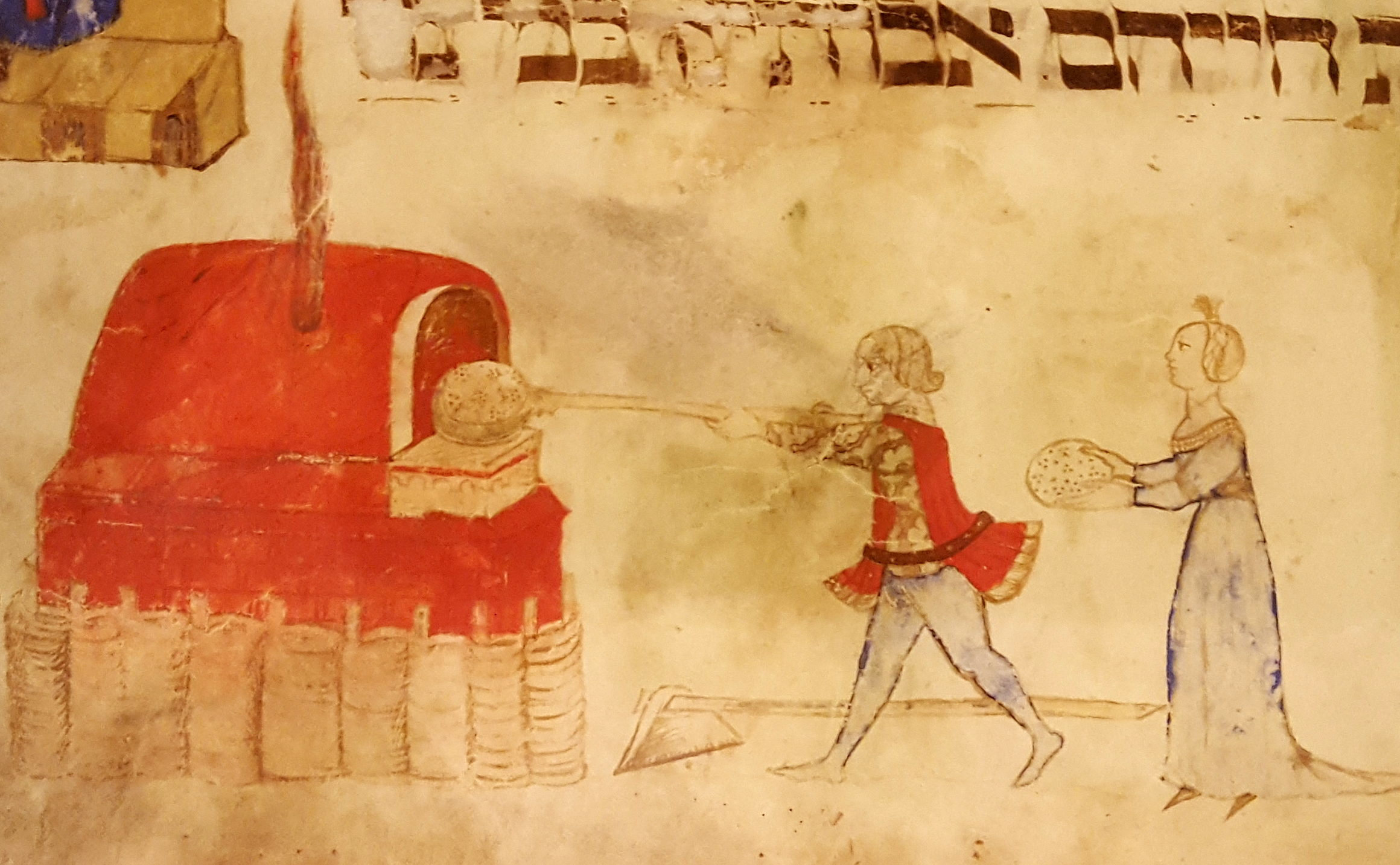 Celebrating Hanukkah in the Middle Ages
