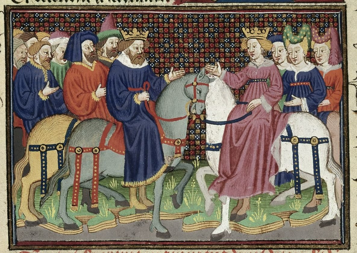 Medieval Romance: Unexpected Journeys and Meetings