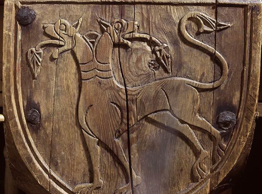 Urnes Dragon