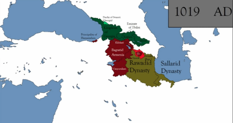 How the borders of the Caucasus changed in the Middle Ages ... Kingdom Of Armenia Map on greece map, korea map, epirus map, roman empire map, crete map, france map, japan map, republic of armenia map, byzantine empire map, corsica map, kurdistan map, kingdom of armenia flag, ptolemaic kingdom map, portugal map,