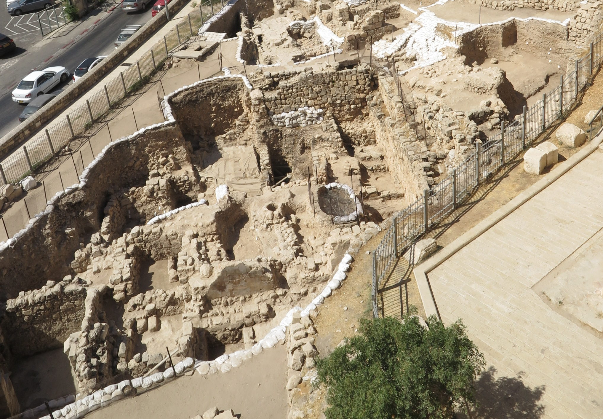 crusade archaeology