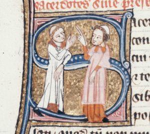 medieval priests
