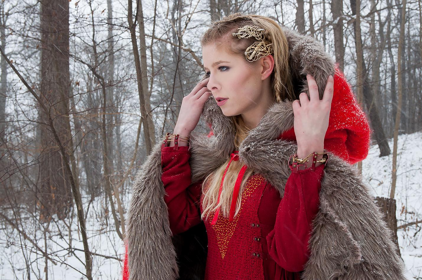 Creating Viking Age Clothing In The 21st Century