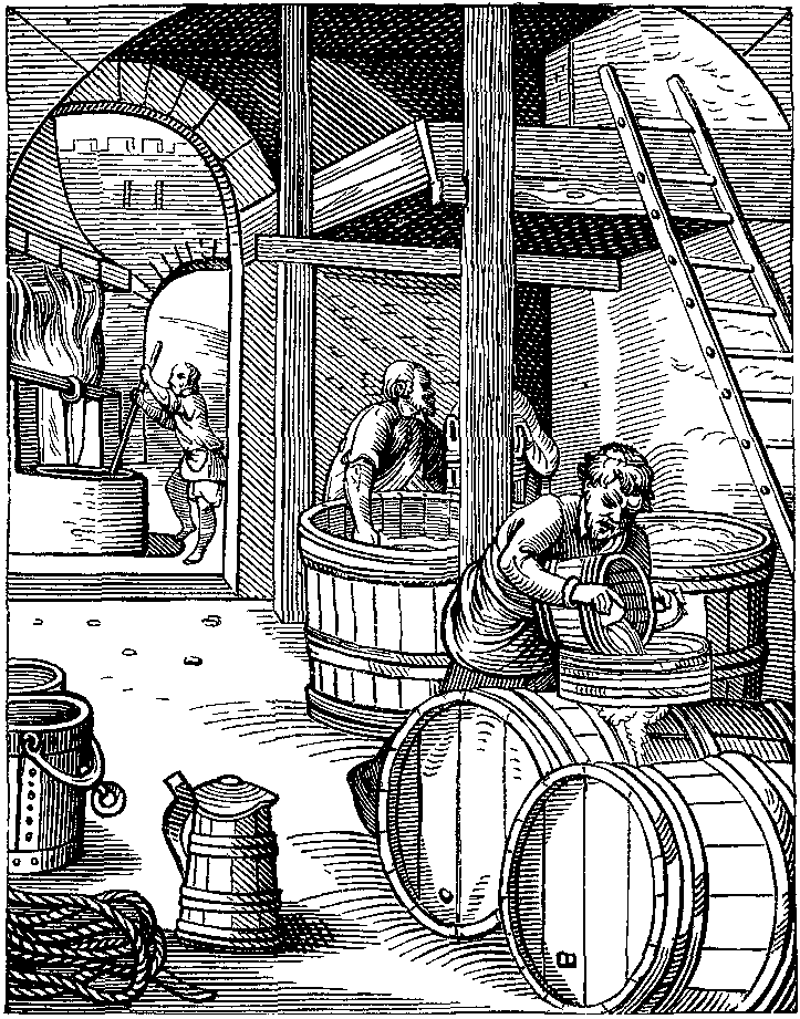 How beer came to medieval England