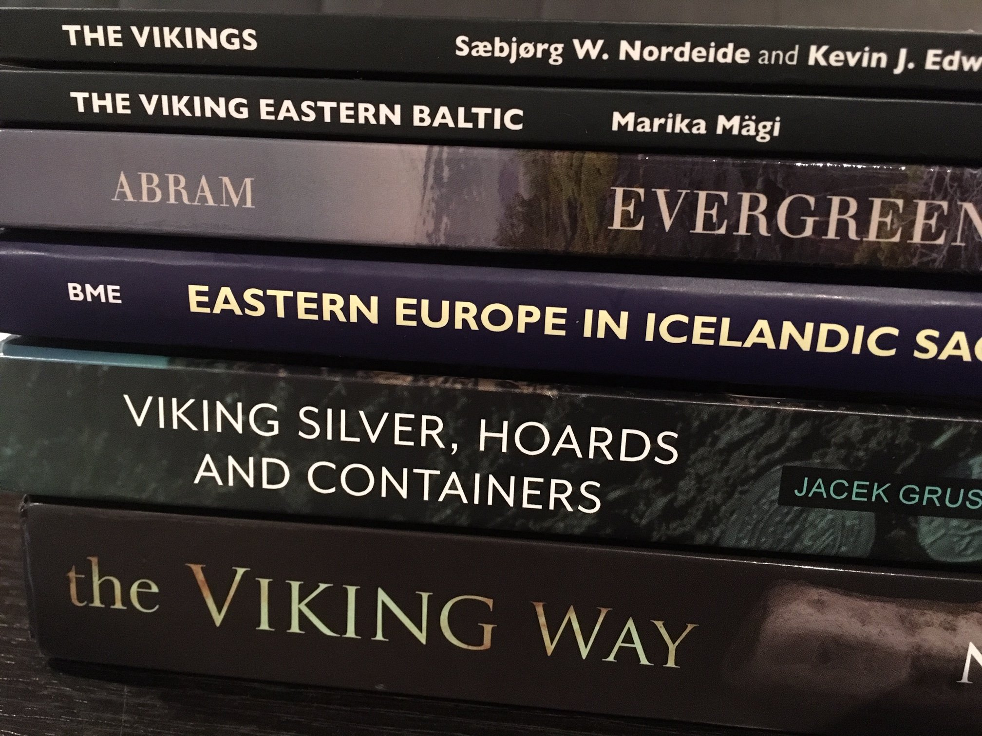 New Medieval Books: Vikings and the Norse World