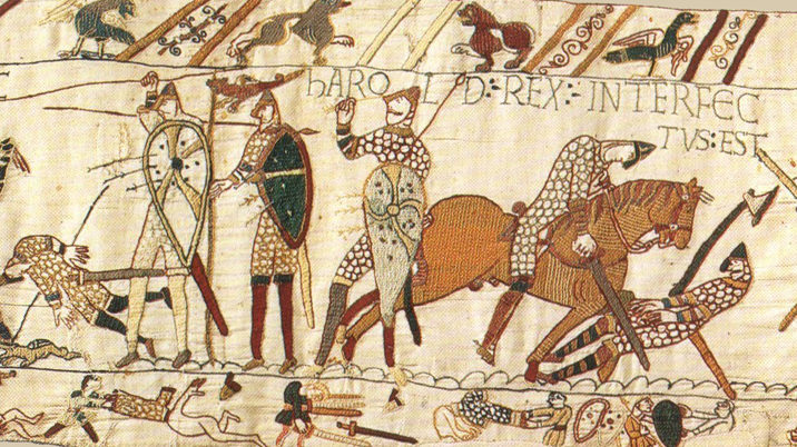 Viewing the Bayeux Tapestry, Now and Then - Medievalists.net