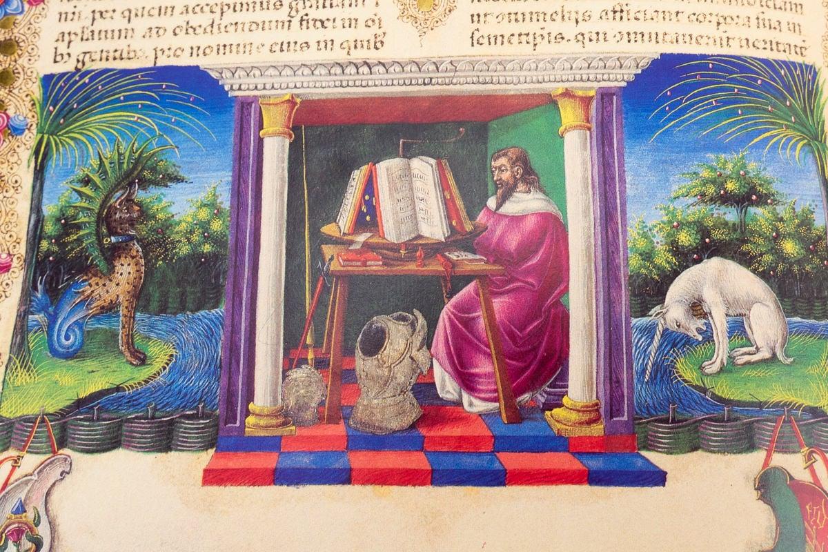 Medieval Manuscripts: Prayer or Propaganda? The Hidden Meanings of a Renaissance Bible