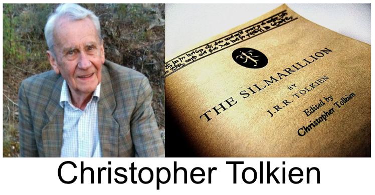 Christopher Tolkien passes away