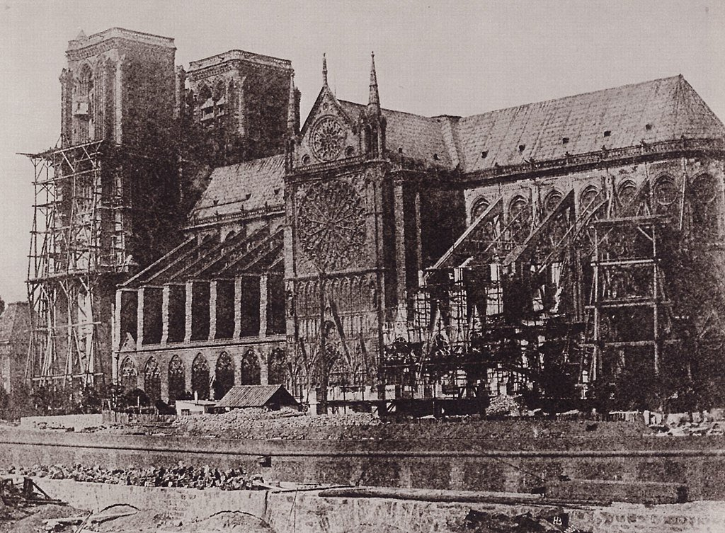 Notre Dame de Paris: the medieval cathedral and its 19th century restoration - Medievalists.net