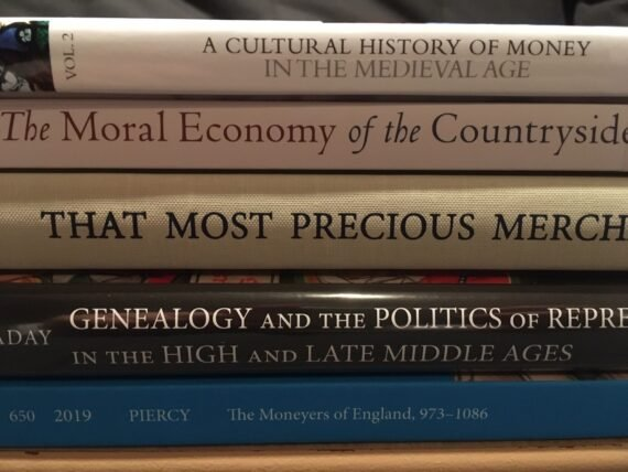 New Medieval Books: Money and Power in the Middle Ages - Medievalists.net