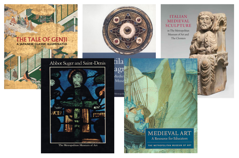 10 Books about Medieval Art you can now download for free , courtesy The Met
