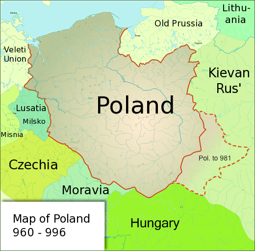 Intercultural relations of the inhabitants of Polish territory in the 9th and 10th centuries