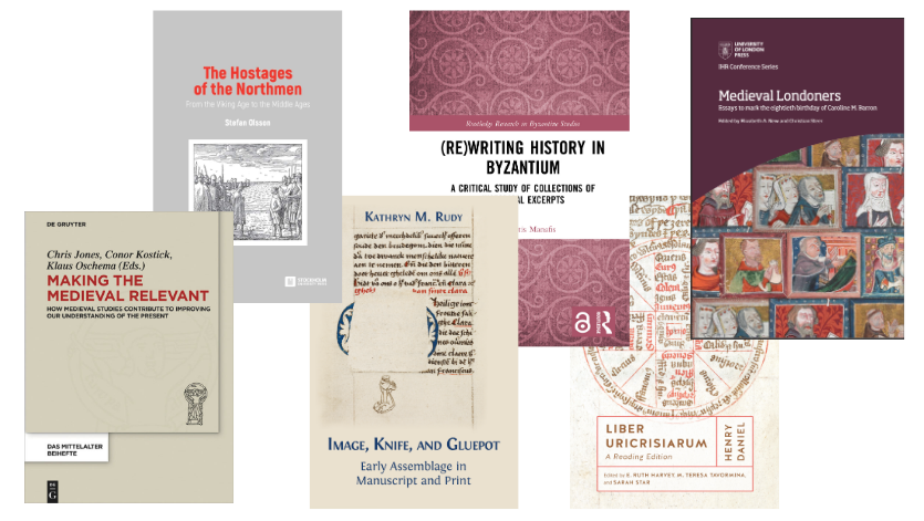 New Medieval Books: 10 Open Access Books in Medieval Studies