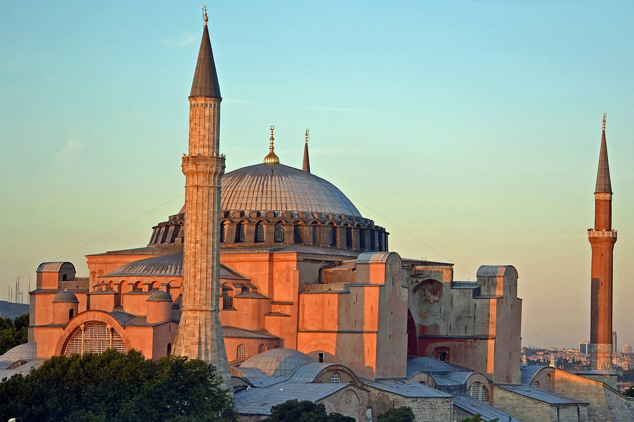 Hagia Sophia to be a mosque again, court rules - Medievalists.net