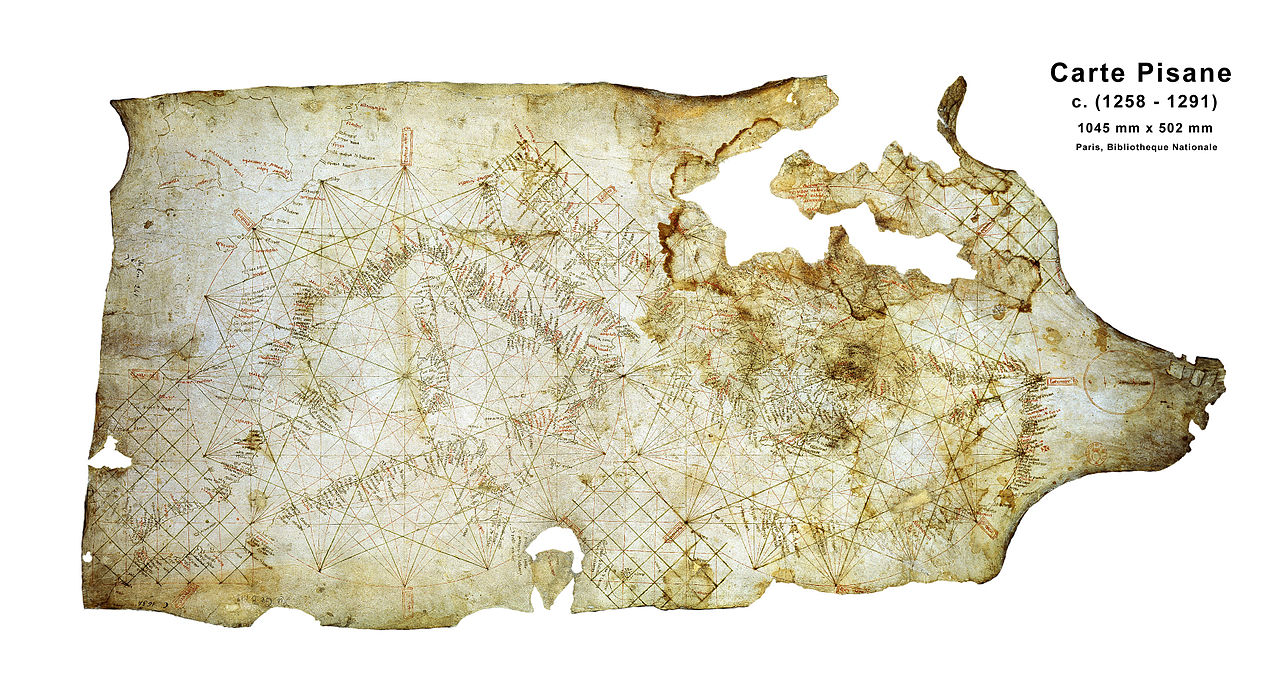 Navigational Knowledge of the Sea in the Medieval Period - Medievalists.net