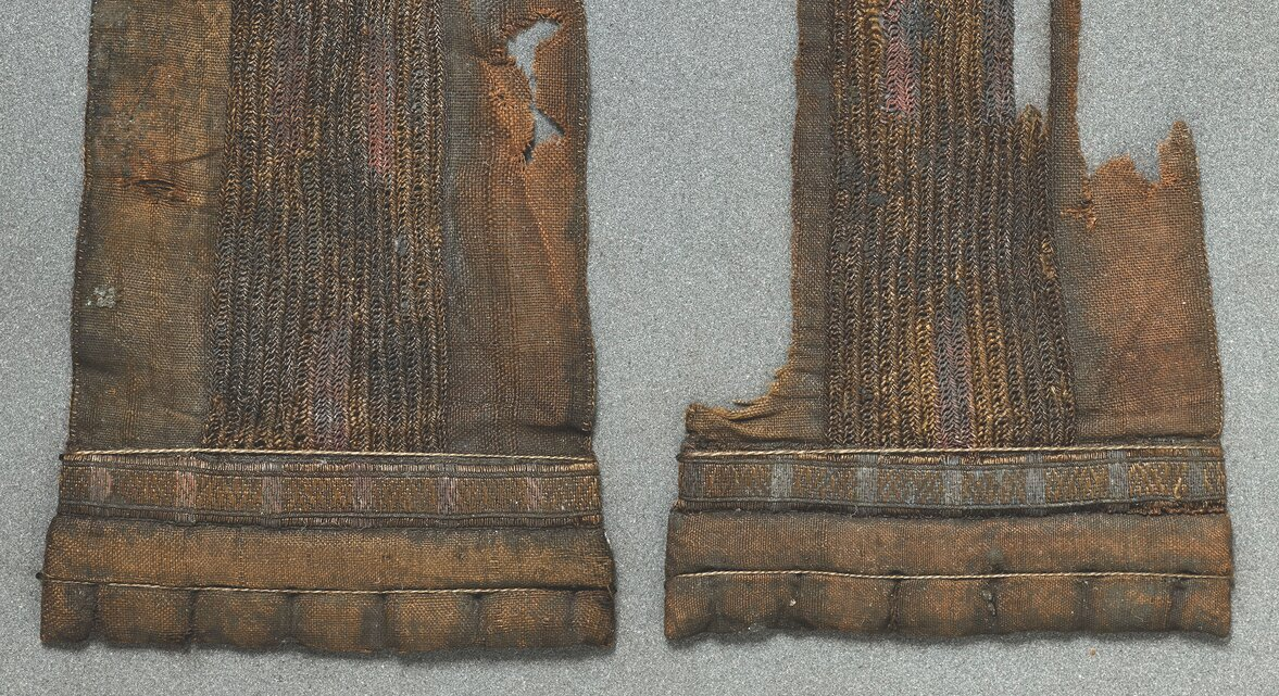 Viking trousers, missing for over a hundred years, discovered again - Medievalists.net