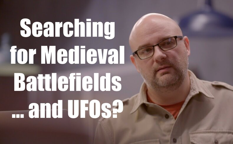 Searching for Medieval Battlefields … and UFOs? - Medievalists.net