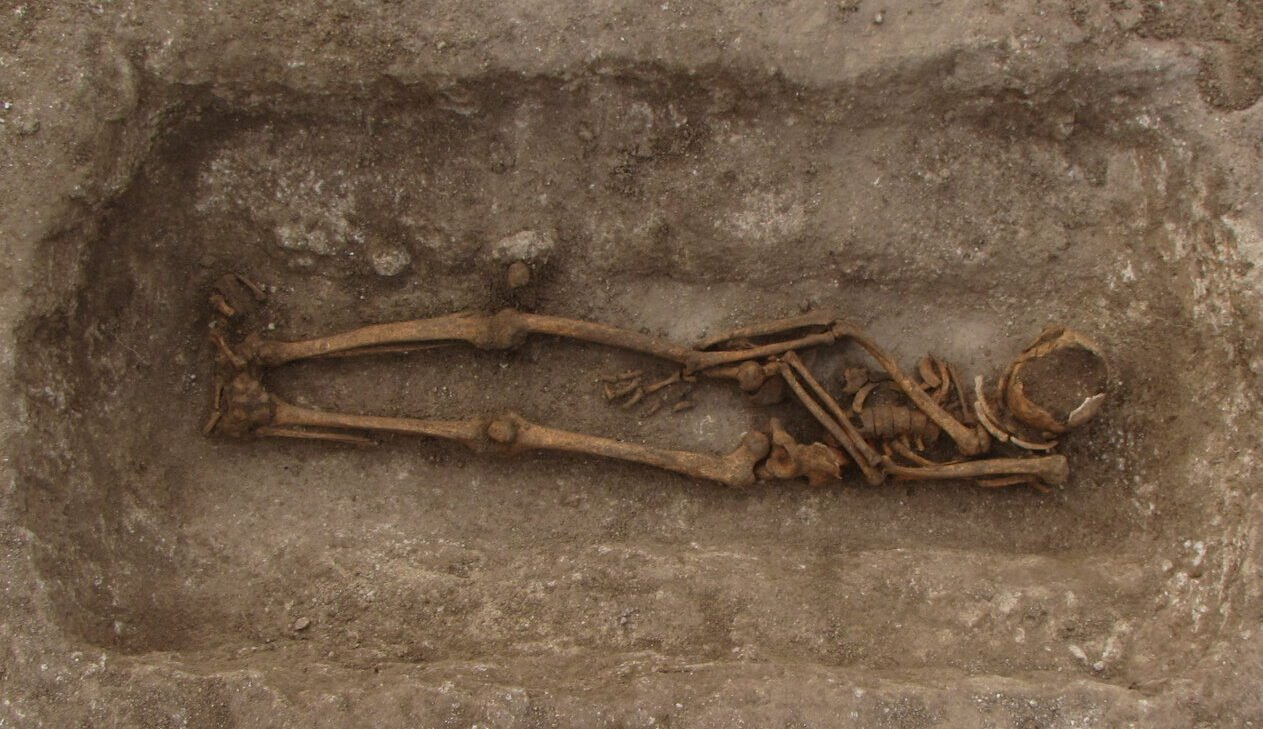 Why were people in the Early Middle Ages reopening graves? - Medievalists.net