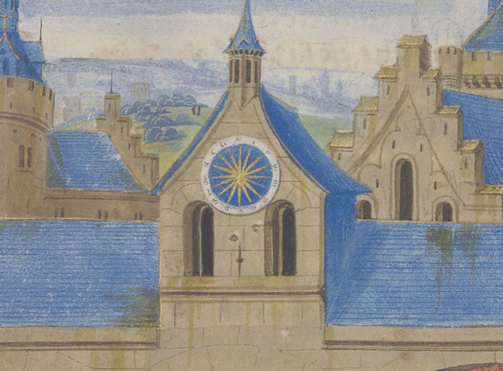 The Invention of Time: Mechanical Clocks and the Age of the Manuscript - Medievalists.net